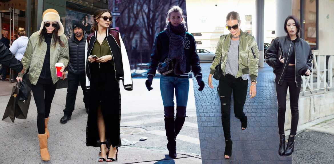 How To Wear Bomber Jacket - JacketIn