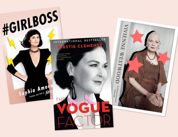 the best autobiographies for fashion